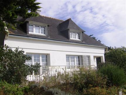 location vacances maison baie de douarnenez pan c1 location maison 6 pers kervel vue mer. Black Bedroom Furniture Sets. Home Design Ideas