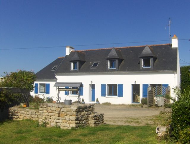 Top location vacances location maison bretagne immobilier for Maison container finistere