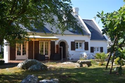 Immobilier - Pointe de Trevignon (plan G1)