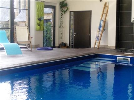 Location vacances gite port manech plan g1 maison for Location bretagne piscine