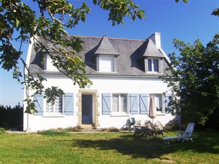 Location vacances maison pointe de la torche plan e1 - Plan de maison bretagne ...