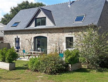 Immobilier - Concarneau (plan G1)